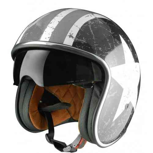 Capacete Origine Sprint Rebel Star Grey