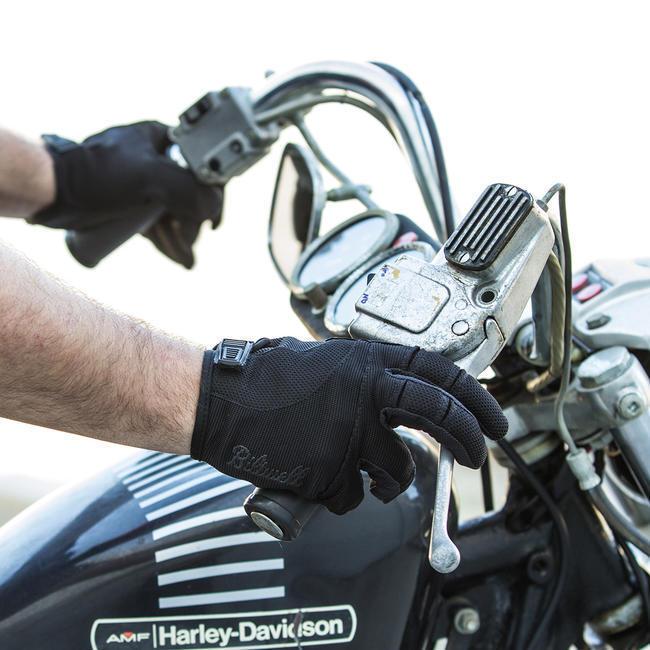 Luvas Moto Pretas - ADVSPIRIT b52f7b54ca