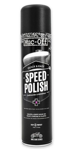 Cera Polimento Muc-Off Speed Polish