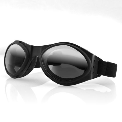 Bobster Goggle Bugeye Smoke Reflective Lenses