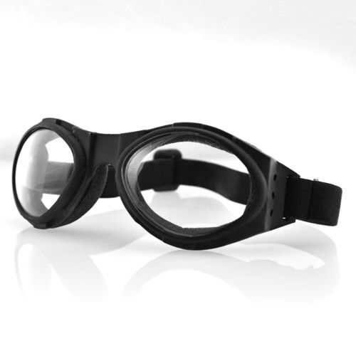Bobster Goggle Bugeye Clear Lenses