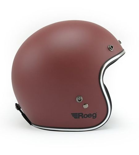 Capacete Roeg Oxide Red Matte