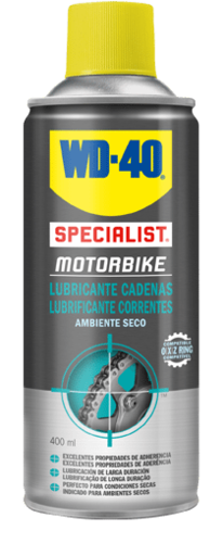 WD-40 Spray Lubrificante Correntes