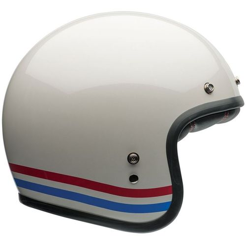 Bell Custom 500 Stripes Branco