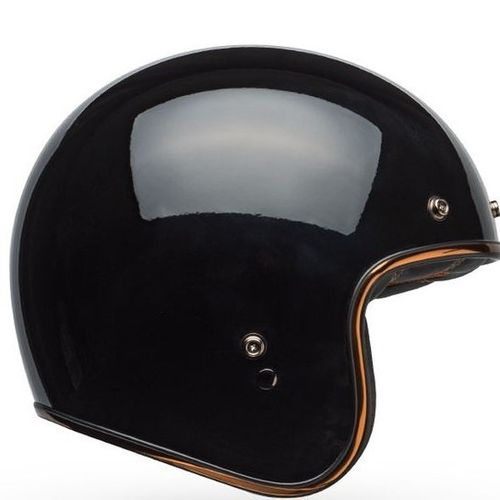 Capacete Bell Custom 500 DLX Rally Gloss