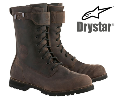 Botas Alpinestars Oscar Firm Castanhas DS OIL