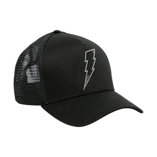 Boné John Doe Trucker Flash Black